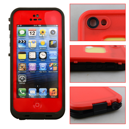 waterproof shell for iPhone