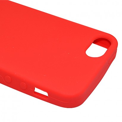 rubber cover for iPhone