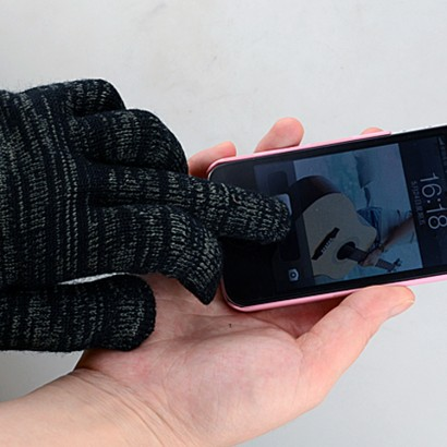5 fingers touch screen glove