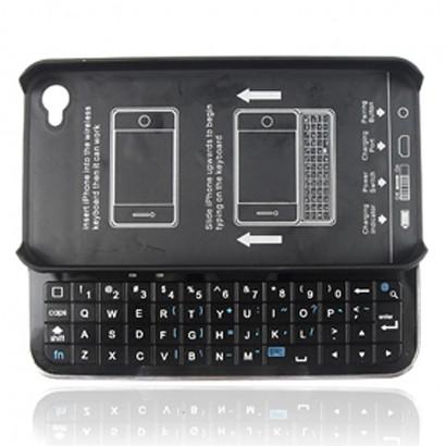 wireless keyboard case for iPhone 4