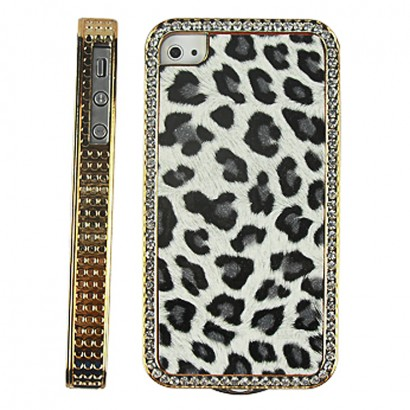 leopard skin cover for iPhone