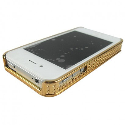 electroplated cover for apple