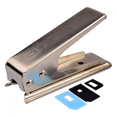 metal sim card cutter