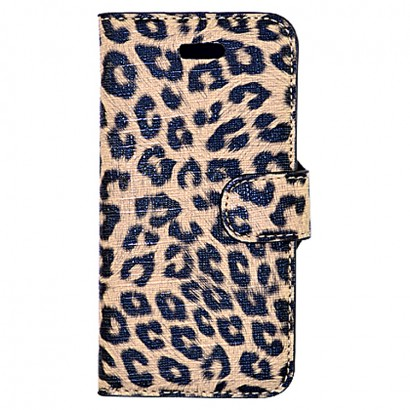 leopard skin cover for mobile