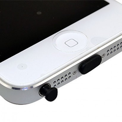 2 in 1 protection for iPhone port