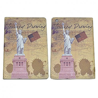 the statue of liberty cover for iPad mini